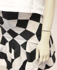 vintage-junya-watanabe-comme-des-garcons=zwart-wit-blokken-rokje-3