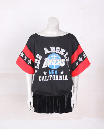 vintage LA Lakers t-shirt