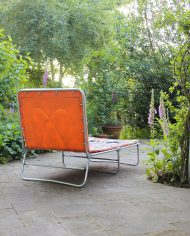 vintage-ligbed-zonnebed-seventies-bloemen-retro-3