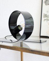 vintage-massive-eighties-nineties-lamp-zwart-looping-3