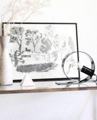 vintage-massive-eighties-nineties-lamp-zwart-looping-6