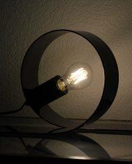 vintage-massive-eighties-nineties-lamp-zwart-looping-8