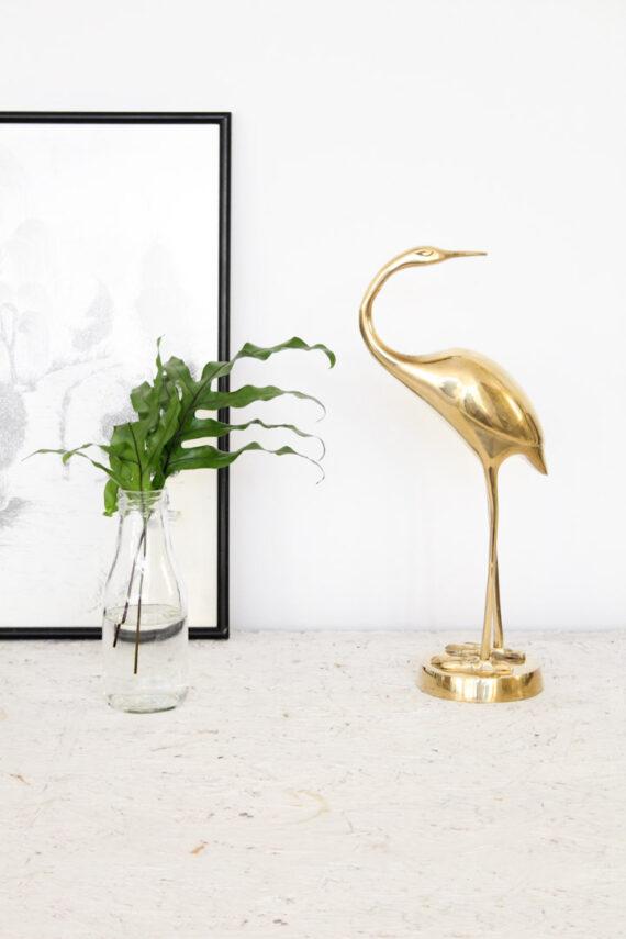 kraanvogel beeldje