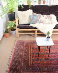 vintage-perzisch-vloerkleed-roze-rood-gebloemd-3