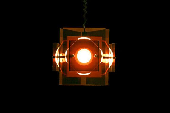 Vintage Herda Amsterdam hanglamp