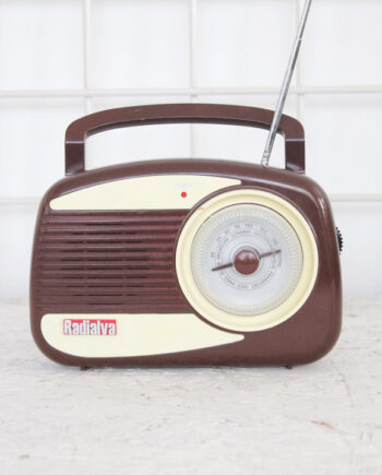 Retro fifties radio