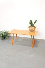 vintage-salontafel-hout-eiken-jaren-60-taps-toe-lopende-poten-2