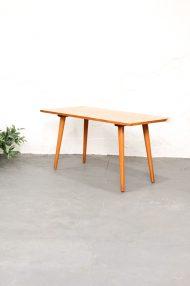 vintage-salontafel-hout-eiken-jaren-60-taps-toe-lopende-poten-3