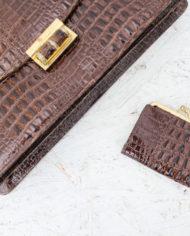 vintage-slangenleren-handtas-bruin-5