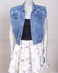 vintage-spijkerjasje-mouwloos-googly-eyes-customized-