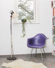 vintage-staande-leeslamp-bruin-2