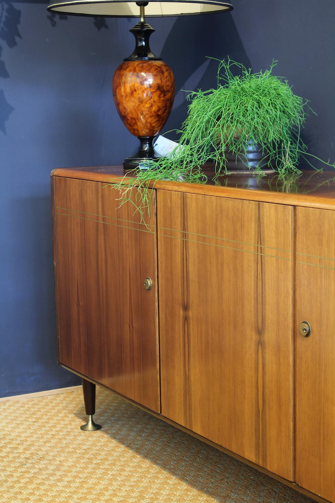 Wonderbaarlijk Vintage teak dressoir - Froufrou's NY-26