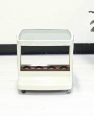 vintage-verrijdbare-minibar-bar-cart-jaren-70-wit-kunststof-2