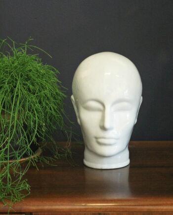 keramieken hoofd