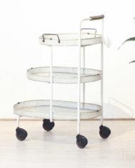 vintage-witte-metalen-trolley-serveerwagen-goud-messing-barcart-3