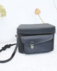 vintage-zwarte-cameratas-voorvak-1