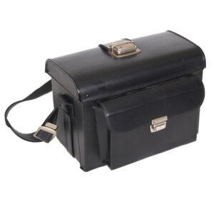vintage-zwarte-cameratas-voorvak-gesp-1