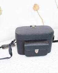 vintage-zwarte-cameratas-voorvak-gesp-4