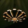 Werner Schou Coronell vintage lamp