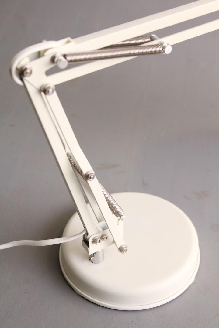 Goede Retro bureaulamp wit / schaarlamp - Froufrou's SP-78