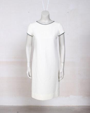 witte vintage jurk