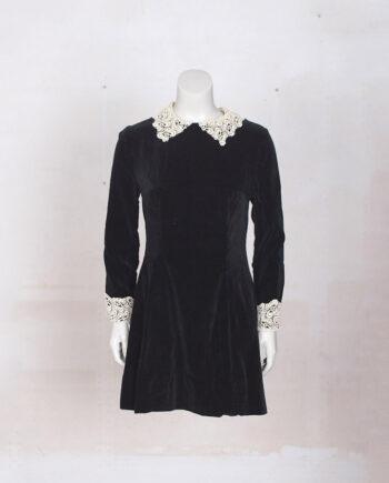 jurk met kraagje