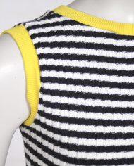 zwart-wit-gebreid-jurkje-jurk-strepen-2