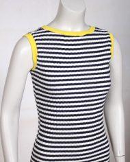 zwart-wit-gebreid-jurkje-jurk-strepen-3